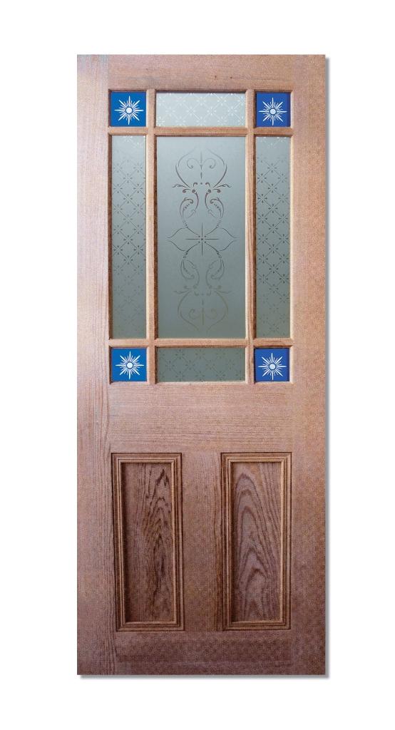 Internal Knotty Pine Door Stockist